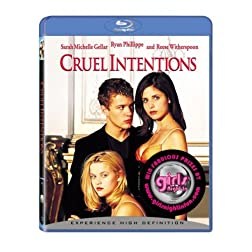 Cruel Intentions - BD Girls Night In Sticker [Blu-ray]