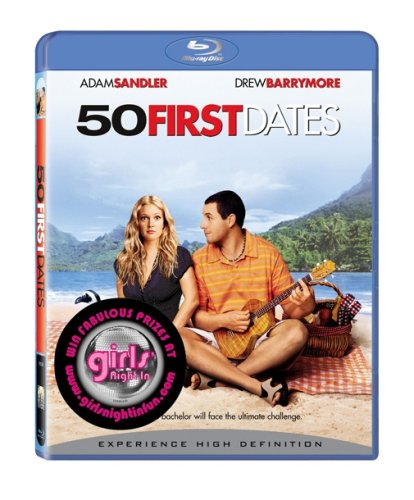 50 First Dates - BD Girls Night In Sticker [Blu-ray]