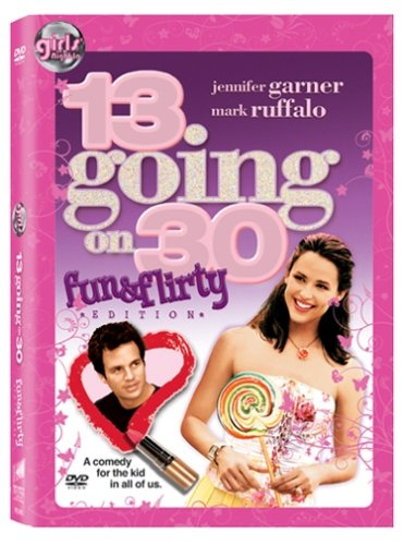 13 Going on 30: Fun & Flirty Edition - Girl's Night In Promotion