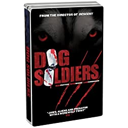 Dog Soldiers (Steelbook Packaging)
