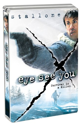 Eye See You (Steelbook Packaging)