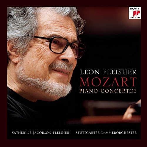 Piano Concertos Nos. 7, 12 and 23 (feat. piano: Leon Fleisher)