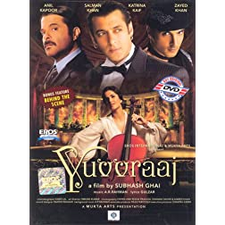 Yuvvraaj (2008) DVD