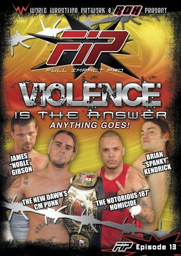 Full Impact Pro: Violence is the Answer