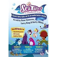 Sea Tales: Volumes 1-3