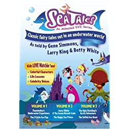 Sea Tales: Volumes 1-3