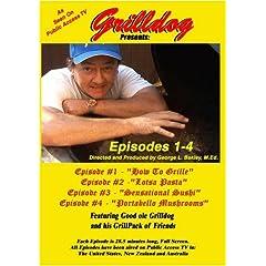 Grilldog Presents: Episodes 1-4