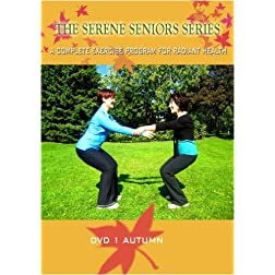The Serene Seniors Series. A Complete Exercise Program for Radiant Health. [Region 3]
