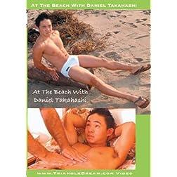 At The Beach With Daniel Takahashi
