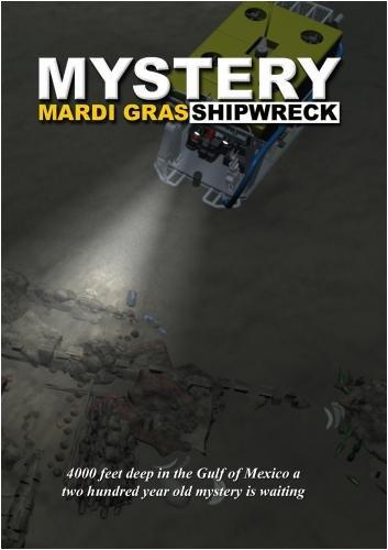 Mystery Mardi Gras Shipwreck