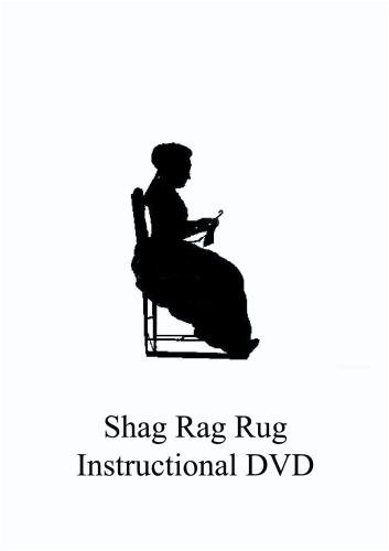 Shag Rag Rug Instructional DVD