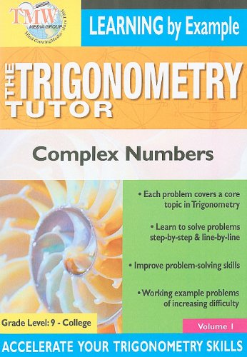 Triginometry: Complex Numbers