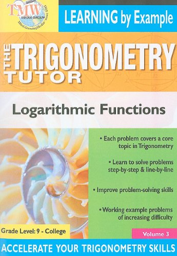 Triginometry: Logarithmic Functions