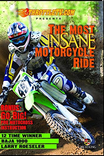 The Most Insane Motorcycle Ride