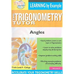 Triginometry: Angles