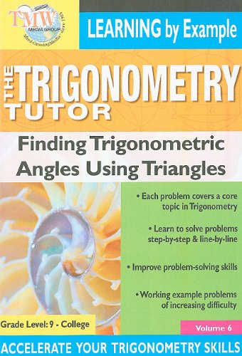 Triginometry: Finding Trig Functions Using