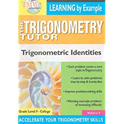 Triginometry: Trig Identities