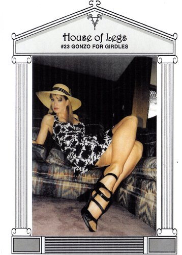 House of Legs #23 - Gonzo for Girdles