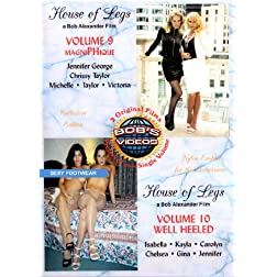 House of Legs, Vol. 9 & 10