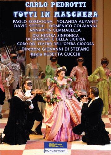 Pedrotti: Tutti in Maschera - Di Stefano