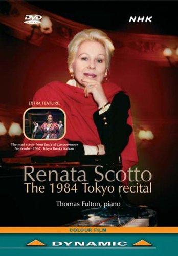 Renata Scotto: The 1984 Tokyo Recital