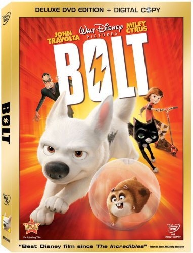 Bolt (Deluxe Edition + Digital Copy)