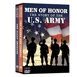 Men of Honor - The Story of the U.S. Army