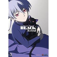 Darker Than Black: Volume Three
