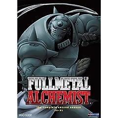 Fullmetal Alchemist: The Complete Second Season