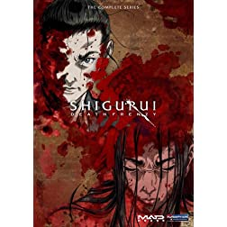 Shigurui: Death Frenzy Complete Box Set