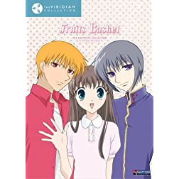 Fruits Basket Box Set (Viridian Collection)