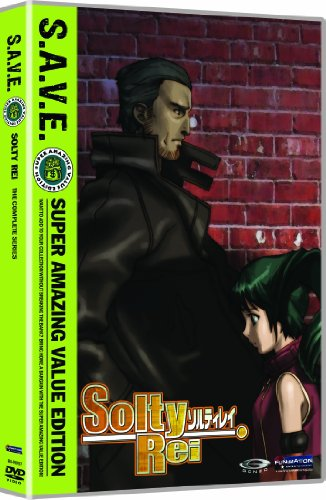 Solty Rei Box Set (Viridian Collection)