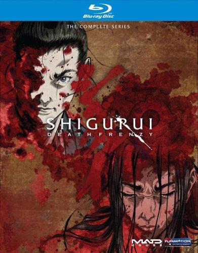 Shigurui: Death Frenzy Complete Box Set [Blu-ray]