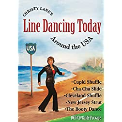 Christy Lane's Line Dancing Today Around the USA