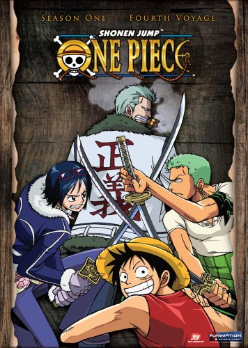 One Piece: Season One, Fourth Voyage