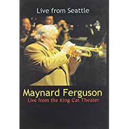 Maynard Ferguson: Live From the King Cat Theater