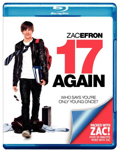 17 Again (Blu-ray/DVD Combo + Digital Copy) [Blu-ray]