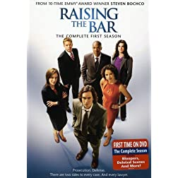 Raising the Bar: The Complete First Season