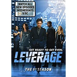 Leverage: The First Season