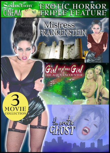 Seduction Cinema: Erotic Horror Triple Feature