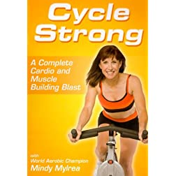 Cycle Strong with Mindy Mylrea