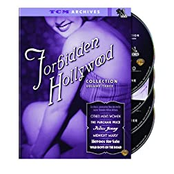 Forbidden Hollywood Collection, Volume Three (Other Men's Women / The Purchase Price / Frisco Jenny / Midnight Mary / Heroes for Sale / Wild Boys of the Road)