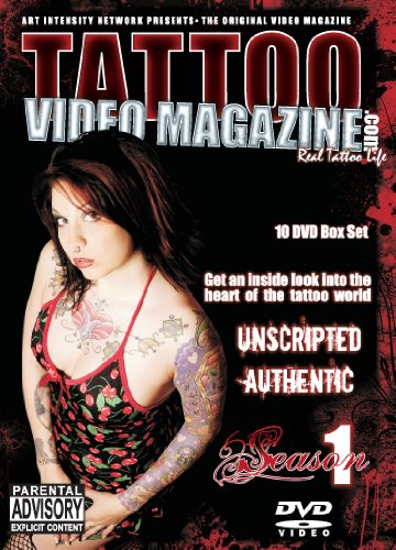 Tattoo Video Magazine - Season 1