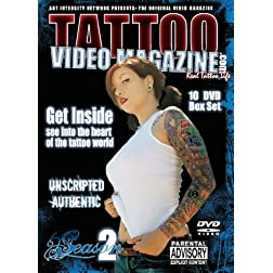 Tattoo Video Magazine - Season 2