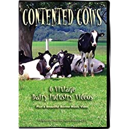 Contented Cows: 6 Vintage Dairy Industry Videos