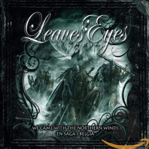 Leaves' Eyes - We Came With the Northern Winds - En Saga I Belgia (2DVD / 2CD)