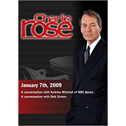 Charlie Rose - January 7th, 2009