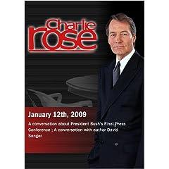 Charlie Rose - January 12th, 2009
