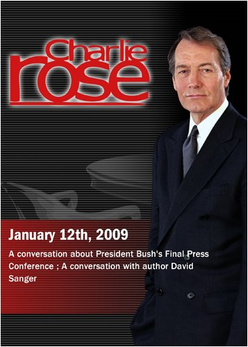 Charlie Rose - January 12th, 2009