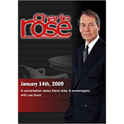 Charlie Rose - January 14th, 2009